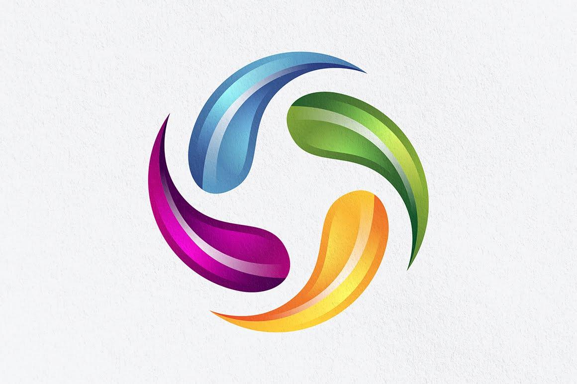 примеры картинок логотипов волосы