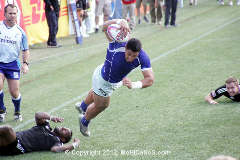 Image taken by us @ iRB World Seven Series played in Las Vegas @ Sam Boyd Stadium on February 2012 - Rights Reserved